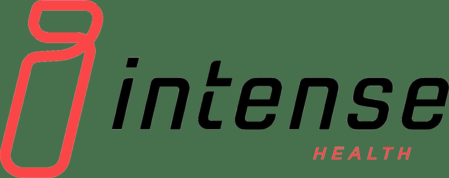 Intense Health Personal Training Perth Western Australia - Logo - black font trans