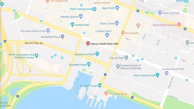 Intense Health Perth CBD Personal Training and Nutrition Map copy_res (2)